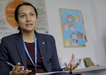 šefica UNICEFA u BiH Geeta Narayan